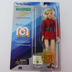 Married With Children Limited Edition Kelly Bundy